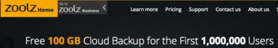 Free 100 Gb Storage