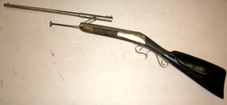 Very old gun