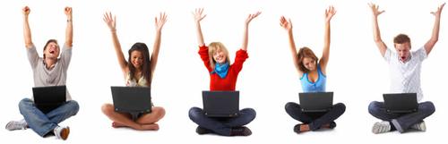 Happy users