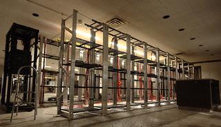 Empty-data-center