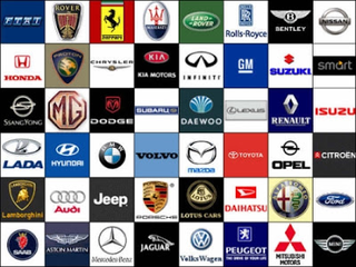 Car manufacturer logo
