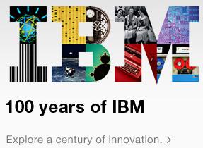 IBM 100 years