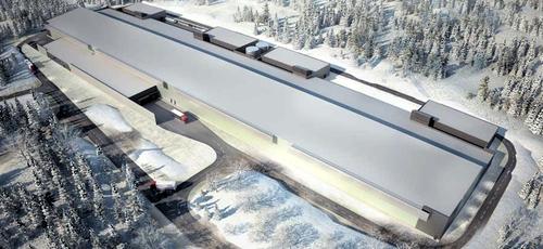 Facebook sweden data center
