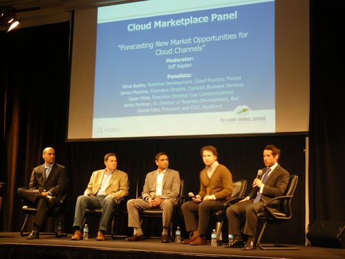 Round table Cloud Channel potential