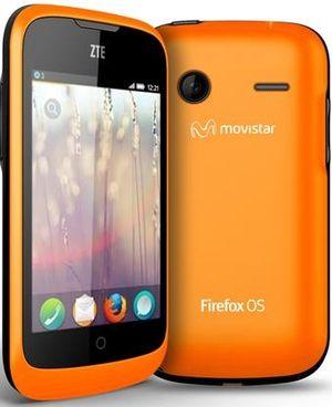 Firefox OS movistar smartphone