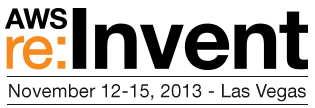 Aws reinvent logo