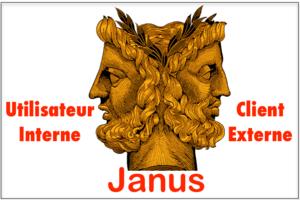 Janus Client externe - Utilisateur interne