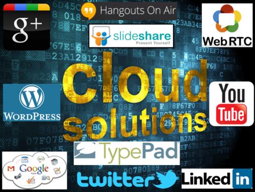 Universal usages applications logos