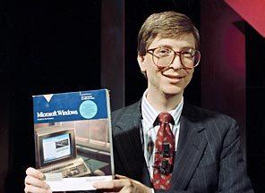 Bill Gates 1980
