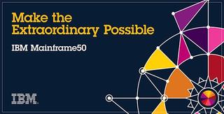 Mainframe 50 anniversary