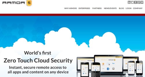 Armor5 Cloud access any device