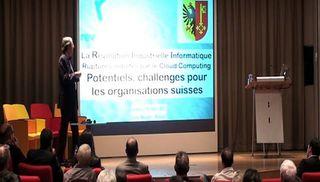 Conférence Louis Naugès suisse