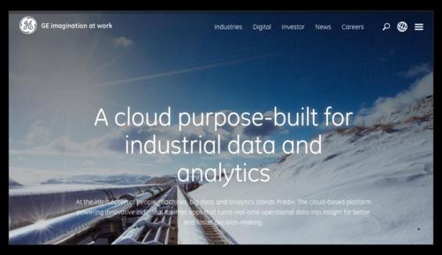 GE Cloud Predix HP