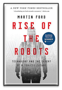 Cover Book Rise of the robots