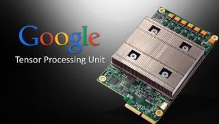 Google TPU processor