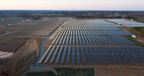 Apple Solar Farm 20 MW
