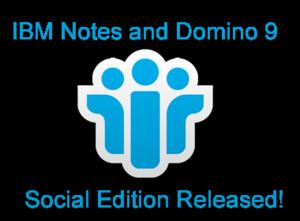 IBM Notes domino 9 logo