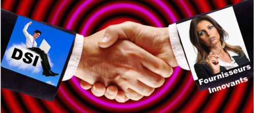 DSI - shake hand Fournisseurs