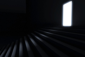 DPC Stairs from dark to light S 59333357