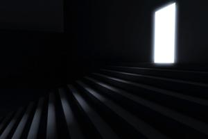 DPC Stairs from dark to light S 59333357