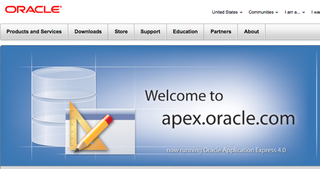 APEX Oracle