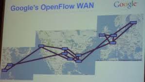 Google OpenFlow WAN