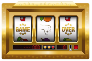 DPC Game Over Slot Machine S 95635148