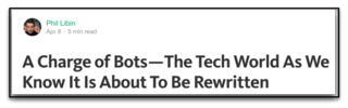 Bots everything rewritten