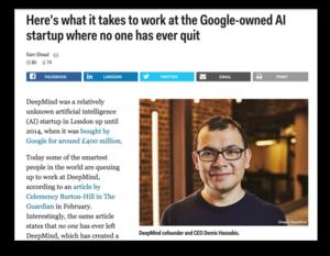 Google DeepMind nobody left