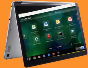 Citrix receiver on Acer chromebook