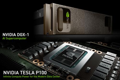 Super computer AI Nvidia