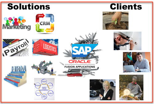 Solutions Intégrées IT SAP - Oracle
