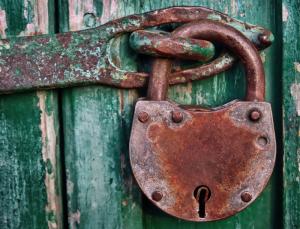 AdS DPC Old lock cadenas S 89945035