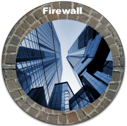 Muraille circulaire - Firewall entreprise