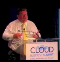Bill MacNee Cloud Business Summit
