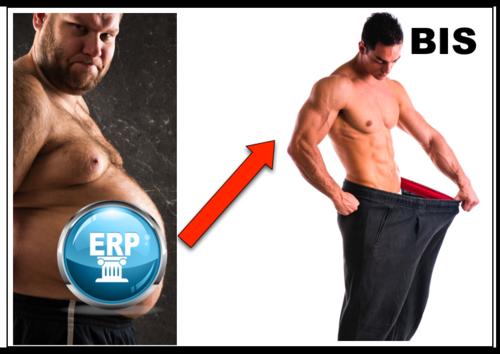 Obèse fit - Fat man - athtet