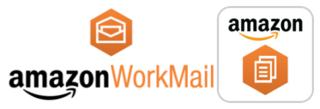 AWS Workmail et Docs logo