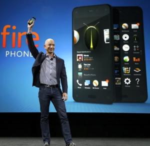Bezos Firephone announced