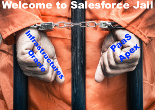 Salesforce Jail - Infrastructure PaaS