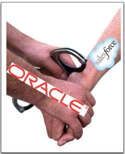 Hand cuffs Oracle SF