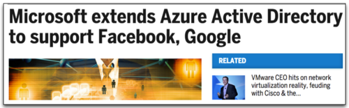 Azure Active Directory for Google