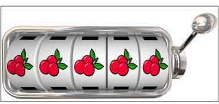 DPC Five Cherries Slot Machine S 91228002