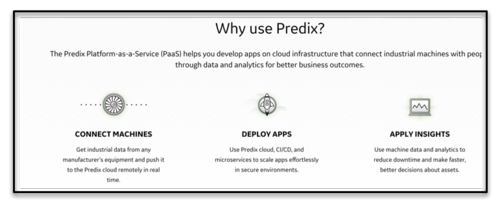 Why use Predix