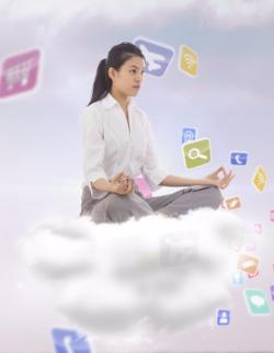 DPC Woman Lotus in Cloud S 63582089