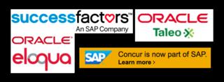 SaaS acquired companies logos