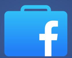 Logo Facebook at Work