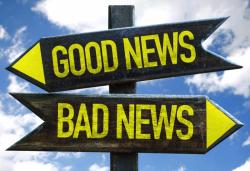 AdS DPC good news, bad news S 96513412