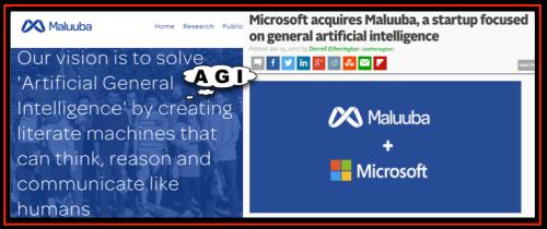 AGI Maluuba - Microsoft