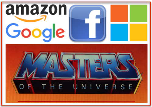 Masters of the Universe - A  F  G  M