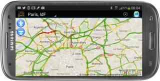 Smart Traffic for France